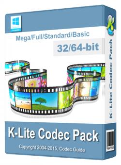 K-Lite Codec Pack 11.1.0 Mega/Full/Standard/Basic