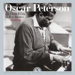 Oscar Peterson with Herb Ellis Ray Brown - Tenderly