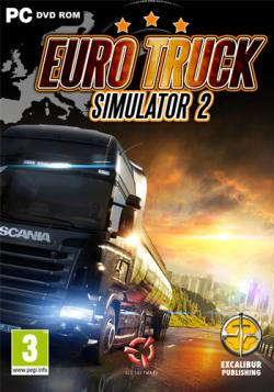 Euro Truck Simulator 2 [RePack by Other's] [1.26.5.1s+52dls]