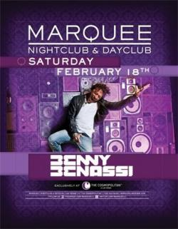 Benny Benassi - Live @ The Marquee