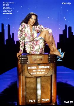 Donna Summer - Yesterday & Today