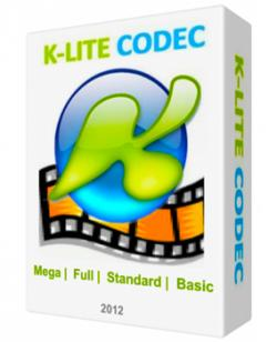 K-Lite Codec Pack 8.7.0 Mega/Full/Standard/Basic + x64 6.2.0 32/64-bit