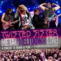 Twisted Sister - Metal Meltdown Live From The Hard Rock Casino Las Vegas