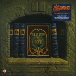 Saxon - Solid Book Of Rock
