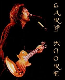 Gary Moore - Discography