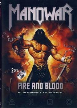 Manowar - Fire And Blood - Hell On Earth Part II + Blood In Brazil