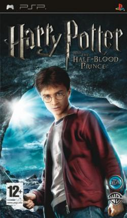 [PSP] Harry Potter and the Half-Blood Prince