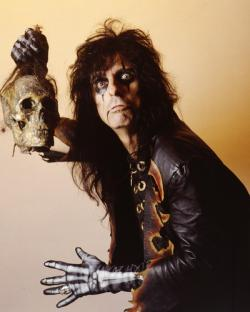 Alice Cooper - Discography