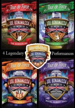 Joe Bonamassa - Tour de Force: Live In London (4CD, Live)