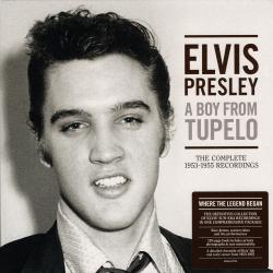 Elvis Presley - A Boy from Tupelo (3CD)