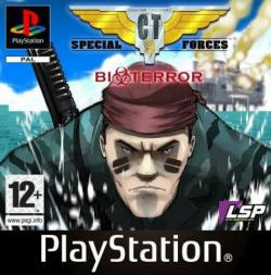[PSX-PSP] CT Special Forces 3: Bioterror