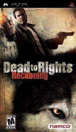 [PSP] Dead to Rights: Reckoning