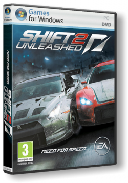 Need for Speed: Shift 2 Unleashed [RePacked by R.G. Catalyst]
