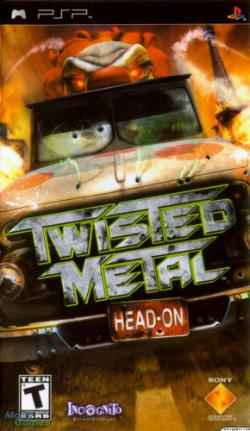 [PSP] Twisted Metal: Head-On