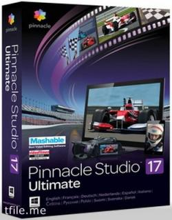 Pinnacle Studio Ultimate 17.0.2.137 RePack
