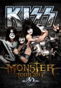 Kiss - The Kiss Monster World Tour