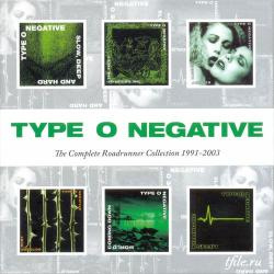 Type O Negative - The Complete Roadrunner Collection 1991-2003 (6CD Box Set)