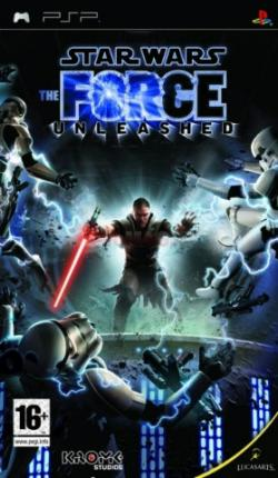 [PSP] Star Wars: The Force Unleashed