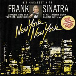 Frank Sinatra - New York, New York: His Greatest Hits