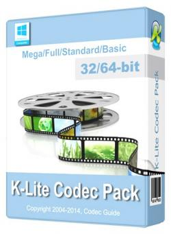 K-Lite Codec Pack 10.4.0 Mega/Full/Standard/Basic + Update 32/64-bit