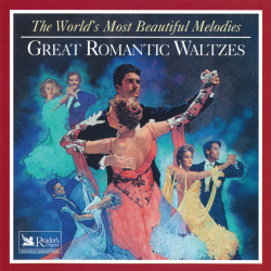 The Romantic Strings and Orchestra - Great Romantic Waltzes / The World's Most Beautiful Melodies