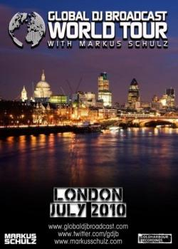 Markus Schulz - Global DJ Broadcast: World Tour - London, England