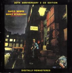David Bowie - The Rise And Fall Of Ziggy Stardust And The Spiders From Mars (30th Anniversary 2CD Edition)
