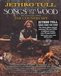 Jethro Tull - Songs From The Wood (40th Anniversary Edition The Country Set)