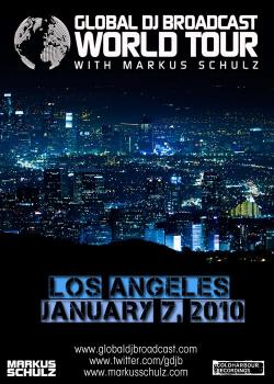 Markus Schulz - Global DJ Broadcast World Tour