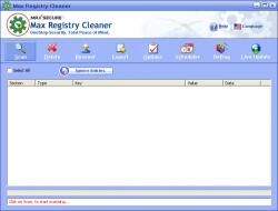 Max Registry Cleaner 6.0.0.046 + RUS