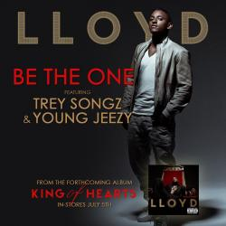 Lloyd ft. Trey Songz, Young Jeezy - Be The One