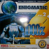 1000% The Best Of The Best Music Collection. Enigmatic Vol.2