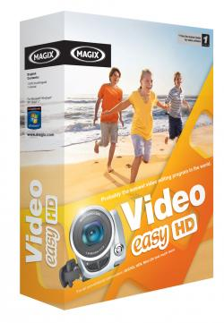 MAGIX Video Easy HD 2.0.1.3 + RUS