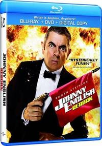 Агент Джонни Инглиш: Перезагрузка / Johnny English Reborn DUB