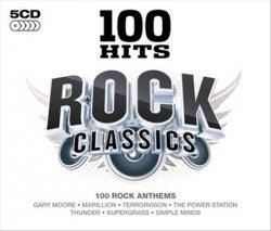 VA - 100 Hits Rock Classics [5CD]