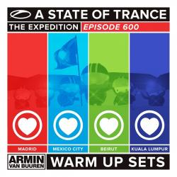 VA - A State of Trance 600 Warm-Up Set's