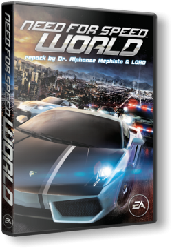 Need for Speed World [v.1.8.1.53] by Dr. Mephisto LORD