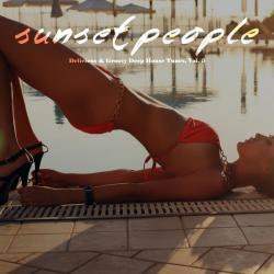 VA - Sunset People, Delicious and Groovy Deep House Tunes Vol.8