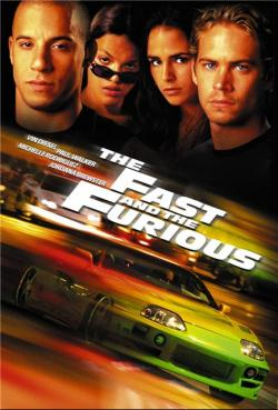Форсаж 1,2,3,4 / The Fast and the Furious