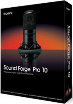 Sony Sound Forge Pro 10.0.491 + Noise Reduction RePack by elchupakabra