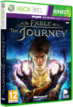 [Xbox360] Fable: The Journey [Region Free / RUS]