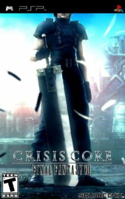 [PSP] Crisis Core: Final Fantasy VII