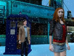 Doctor Who: The Adventure Games - City of the Daleks & Blood of the Cybermen & TARDIS