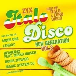 VA - ZYX Italo Disco New Generation vol.8