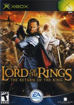 [Xbox] The Lord of the Rings: The Return of the King
