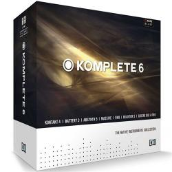 Native Komplete 6