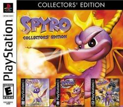 [PSone] Spyro - The Dragon 1,2,3