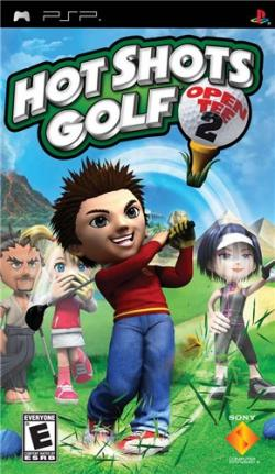 [PSP] Hot Shot Golf 2