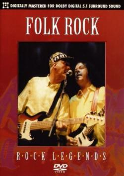 VA Folk Rock - Rock Legends