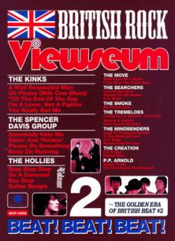 British Rock Viewseum - Golden Era Of British Beat Vol.2